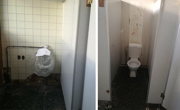 toilettes bastogne